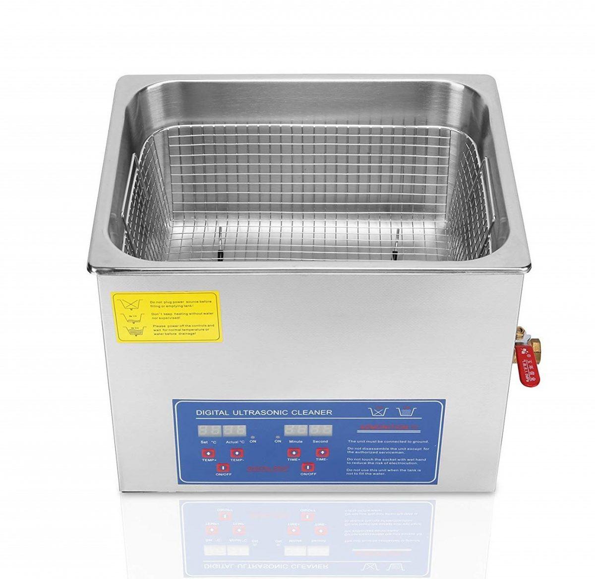 15 liter ultrasone bad met verwarming