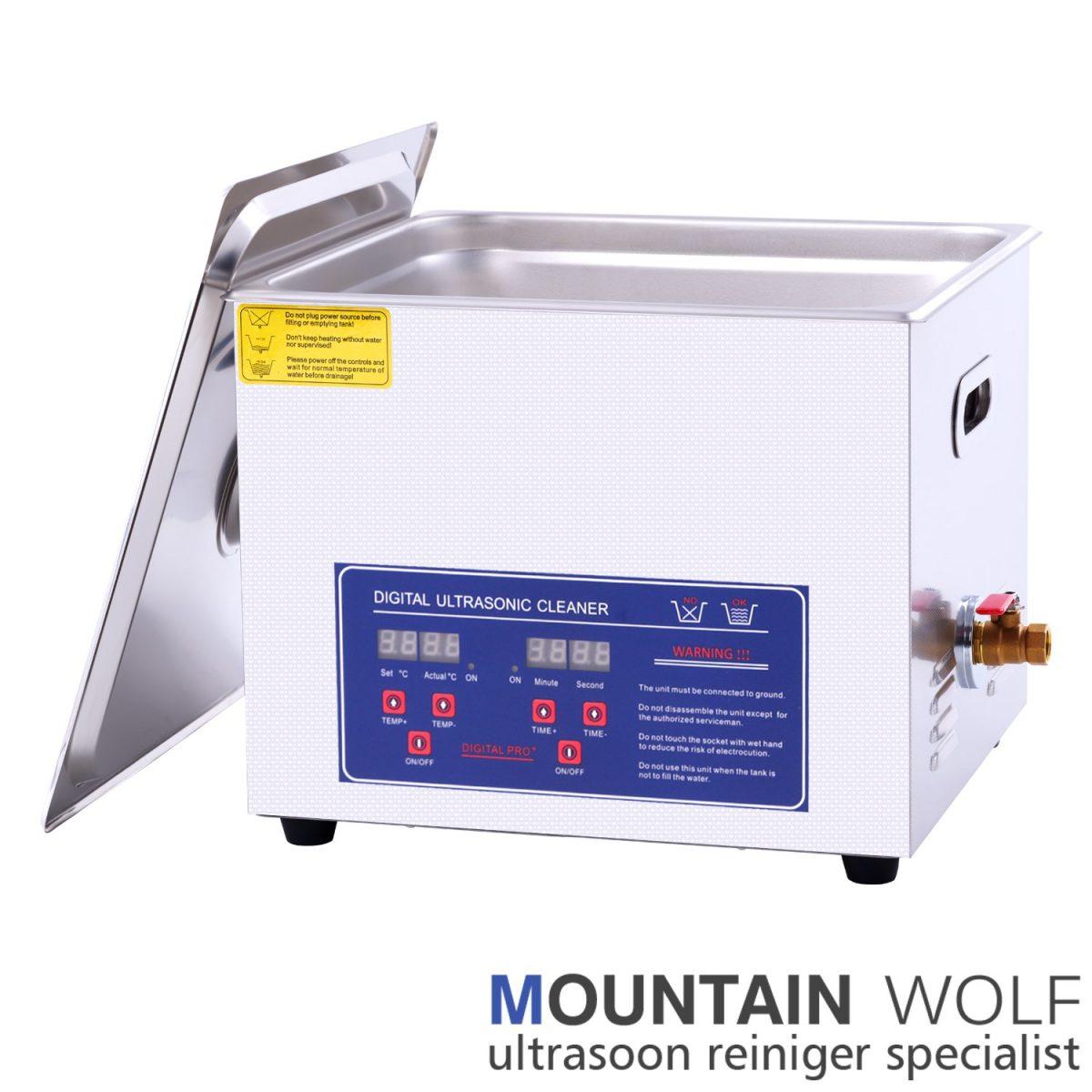 Ultrasoonreiniger 15 liter
