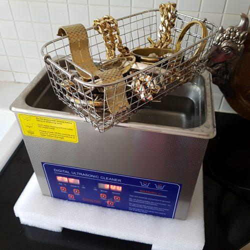 3 Liter Ultrasoon Reiniger – Ultrasoonbad photo review