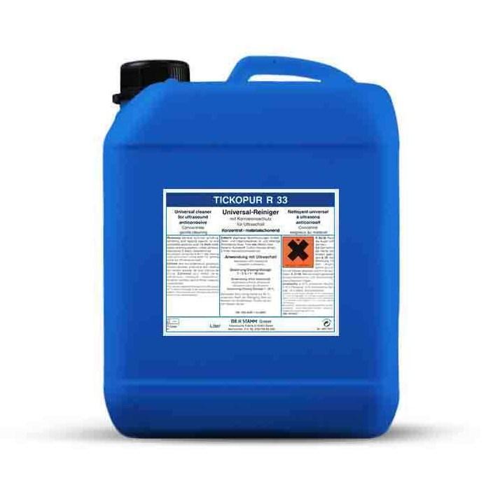 TICKOPUR R33 Ultrasoon Reinigingsmiddel – 5 Liter